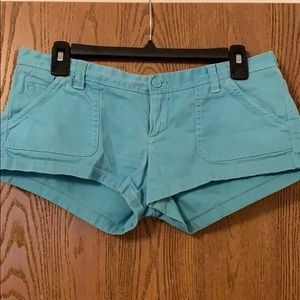 Hollister Shorts-Blue